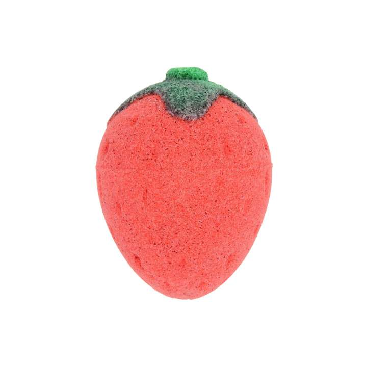 Badebombe - Strawberry Smoothie 3D Bath Bomb