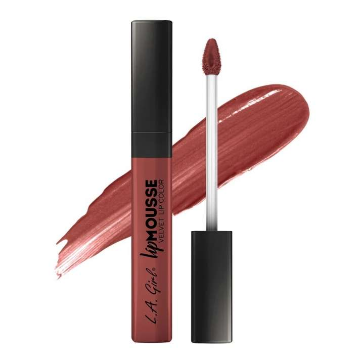 Rouge à Lèvres Liquid - Lip Mousse Velvet Lip Color