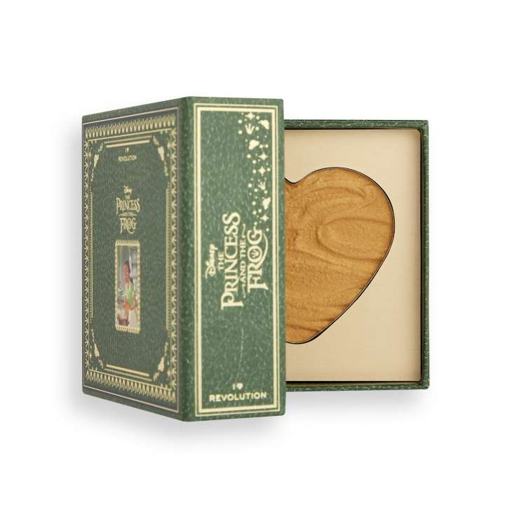 Disney Fairytale Heart Highlighter - Princess And The Frog