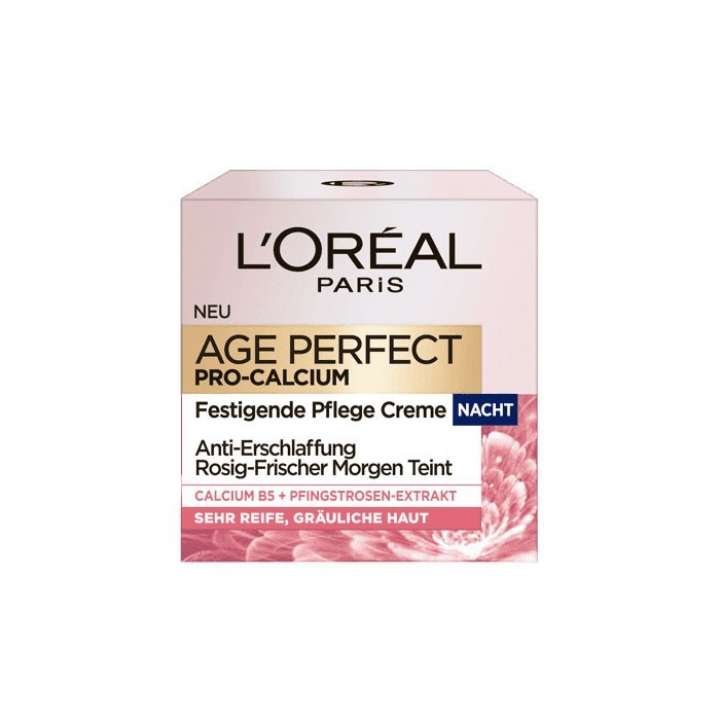 Age Perfect - Pro-Calcium Soin Riche Re-Fortifiant Nuit