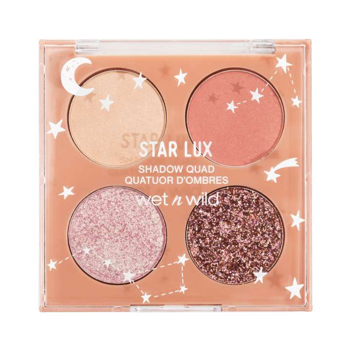 Lidschatten-Palette - Star Lux Shadow Quad