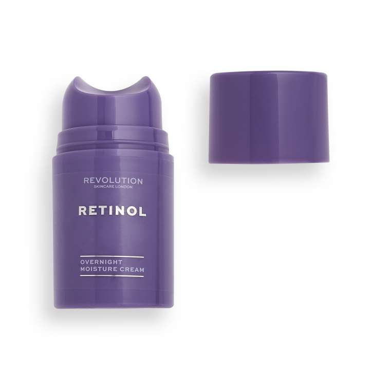 Retinol Overnight Moisture Cream