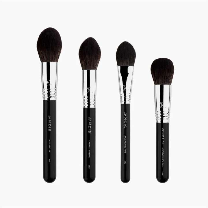 4-Teiliges Pinsel-Set - Studio Brush Set