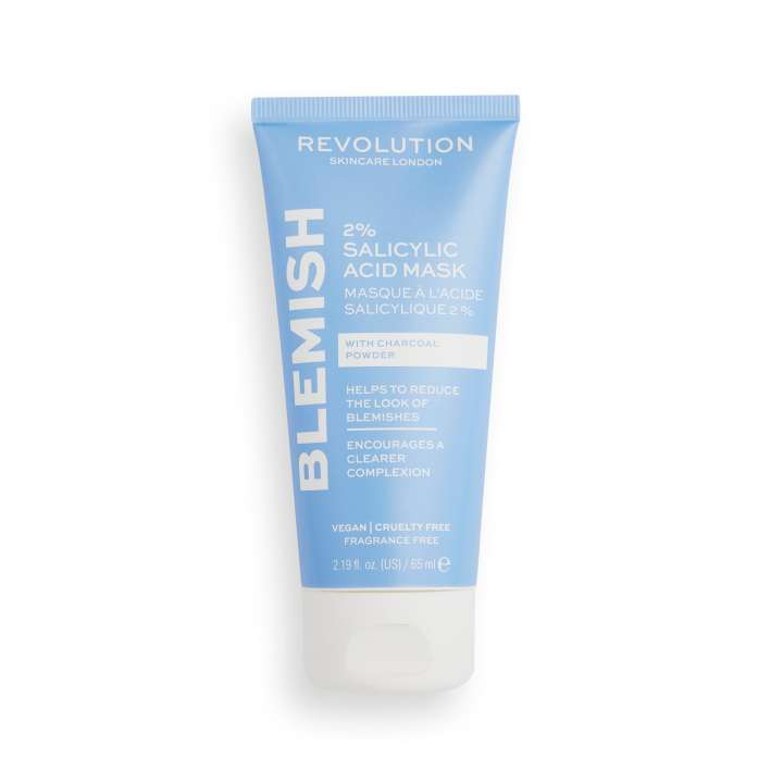 Face Mask - Blemish 2% Salicylic Acid Mask
