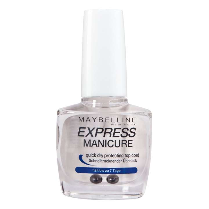 Express Manicure - Quick Dry Protecting Top Coat