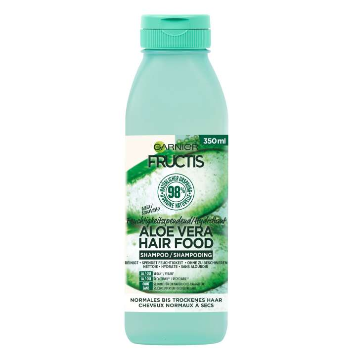 Fructis - Aloe Vera Hair Food Shampoo
