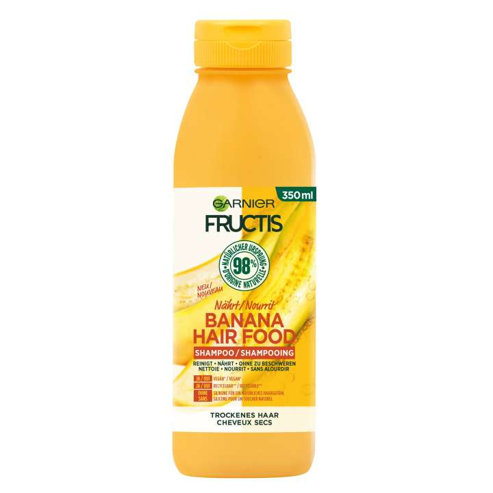 Fructis - Banana Hair Food Shampoo