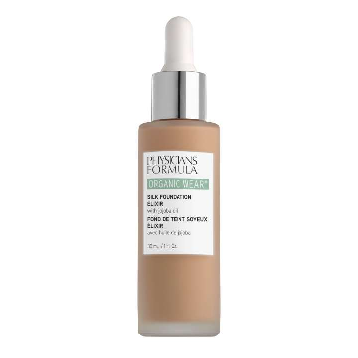 Fond de Teint - Organic Wear Silk Foundation Elixir