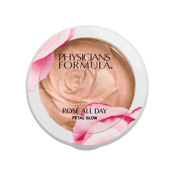 Highlighter - Rosé All Day Petal Glow
