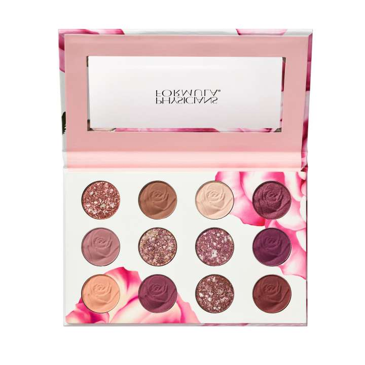 Lidschatten-Palette - Rosé All Play Eyeshadow Bouquet