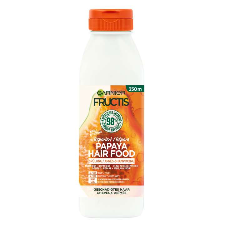 Fructis - Papaya Hair Food - Conditioner