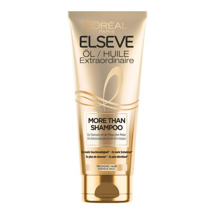 Elseve - Öl Extraordinaire - More Than Shampoo