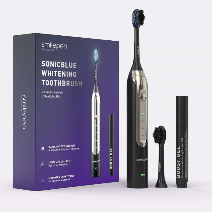 SonicBlue Whitening Toothbrush