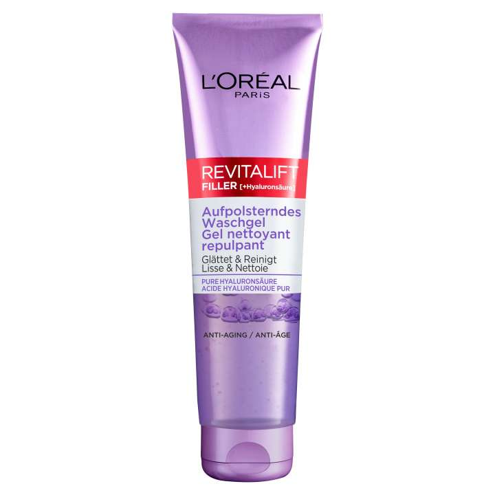 Revitalift - Plumping Cleansing Gel