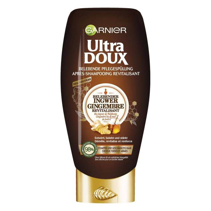Ultra Doux Conditioner - Gingembre Revitalisant