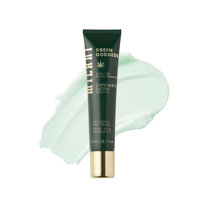 Crème Yeux Hydratante - Green Goddess Hydrating Eye Cream