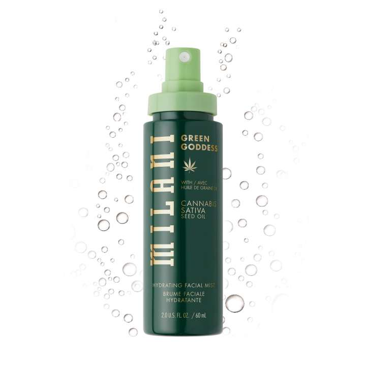 Brume Faciale Hydratante - Green Goddess Hydrating Facial Mist