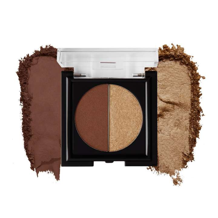 Lidschatten-Duo - Eyeshadow Duo
