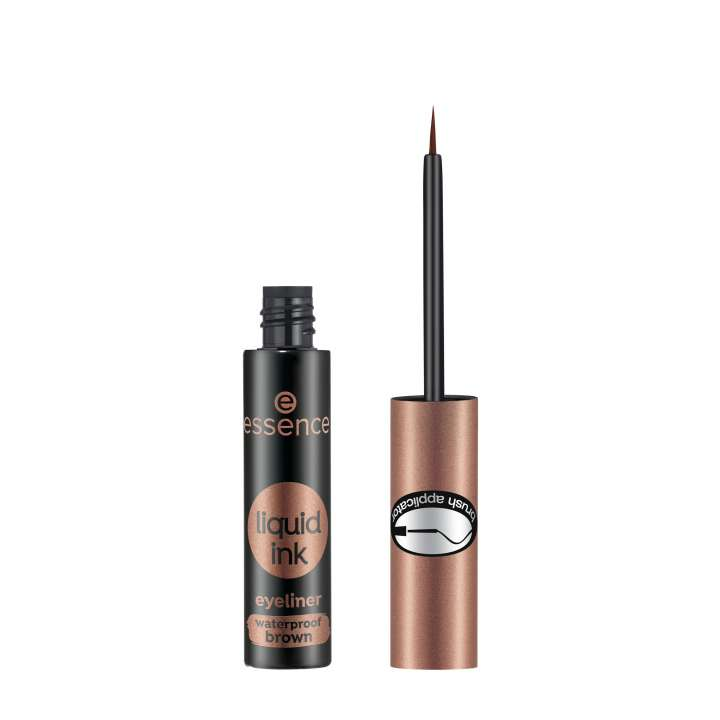 Flüssig-Eyeliner - Liquid Ink Eyeliner Waterproof