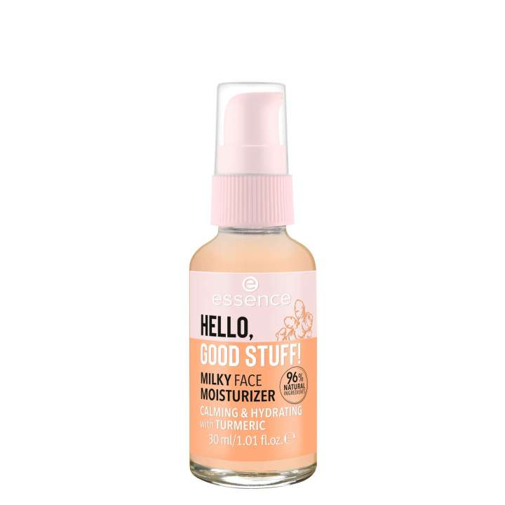 Gel Hydratant - Hello, Good Stuff! Milky Face Moisturizer