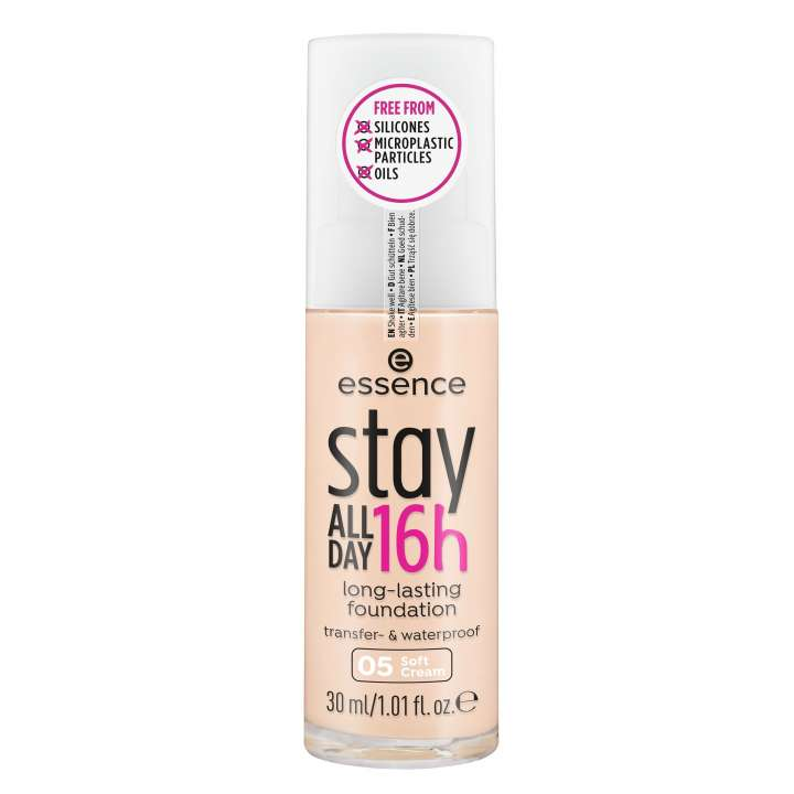 Foundation - Stay All Day 16h Long-Lasting Make-Up