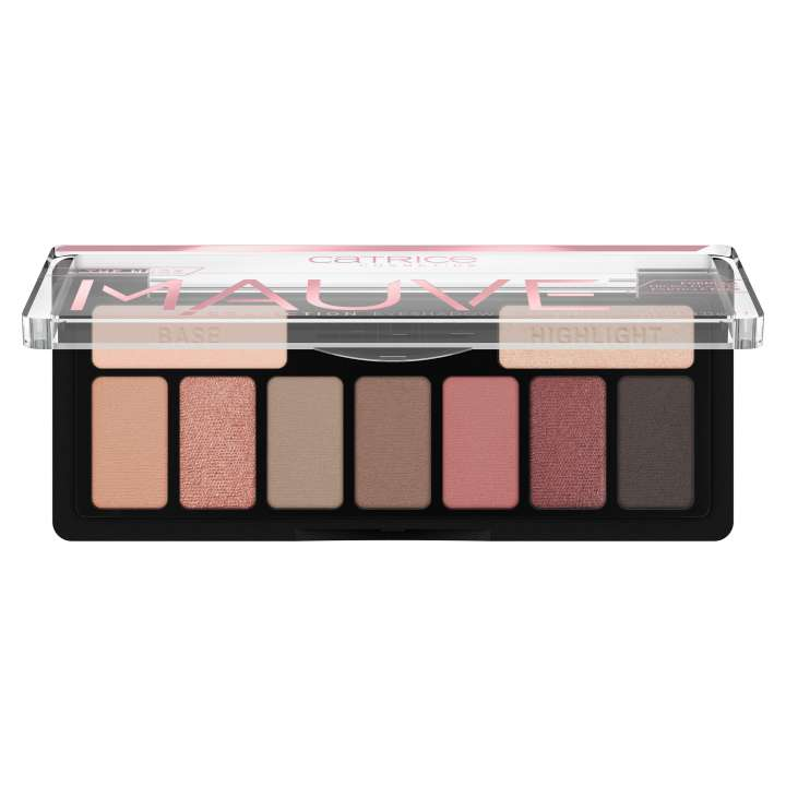 Lidschatten-Palette - The Nude Mauve Collection Eyeshadow Palette