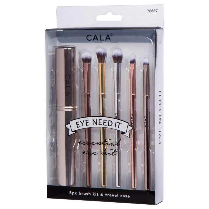 5-Teiliges Pinselset - Eye Need It Essential Eye Kit