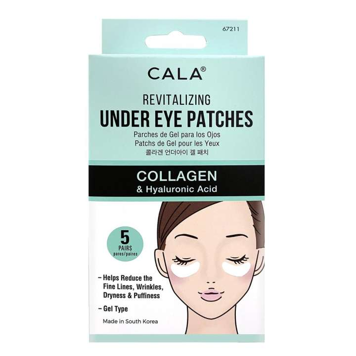 Augen-Pads - Revitalizing Under Eye Patches - Collagen & Hyaluronic Acid (5 Paare)