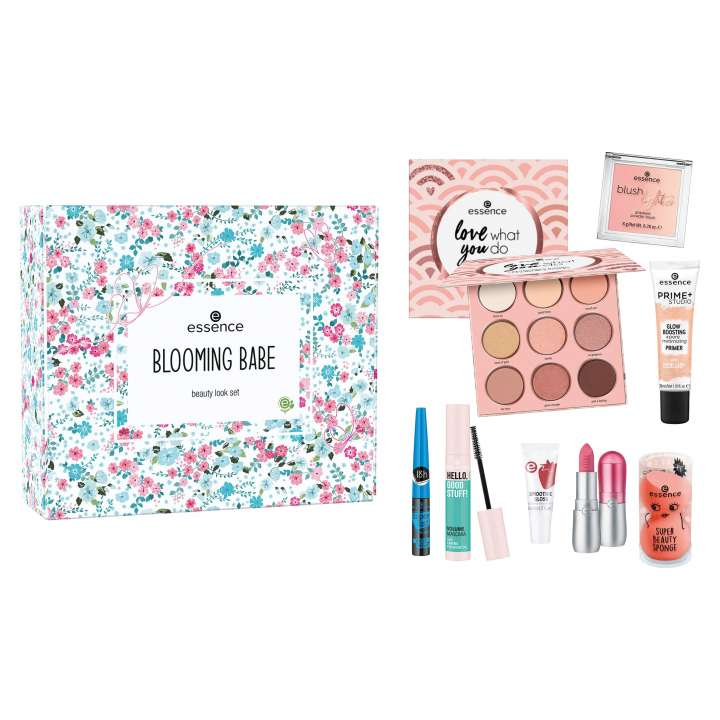 Blooming Babe Beauty Look Set