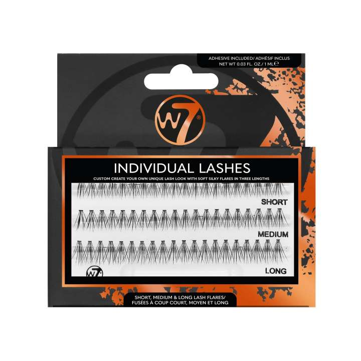 Falsche Wimpern - Individual Lashes