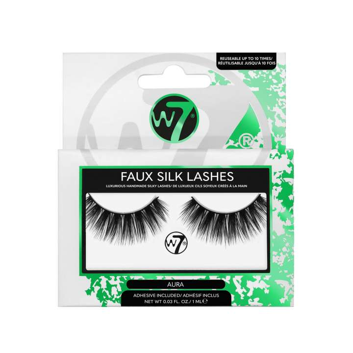 Falsche Wimpern - Faux Silk Lashes - Aura
