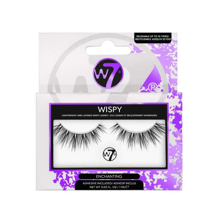 Wispy Lashes - Enchanting