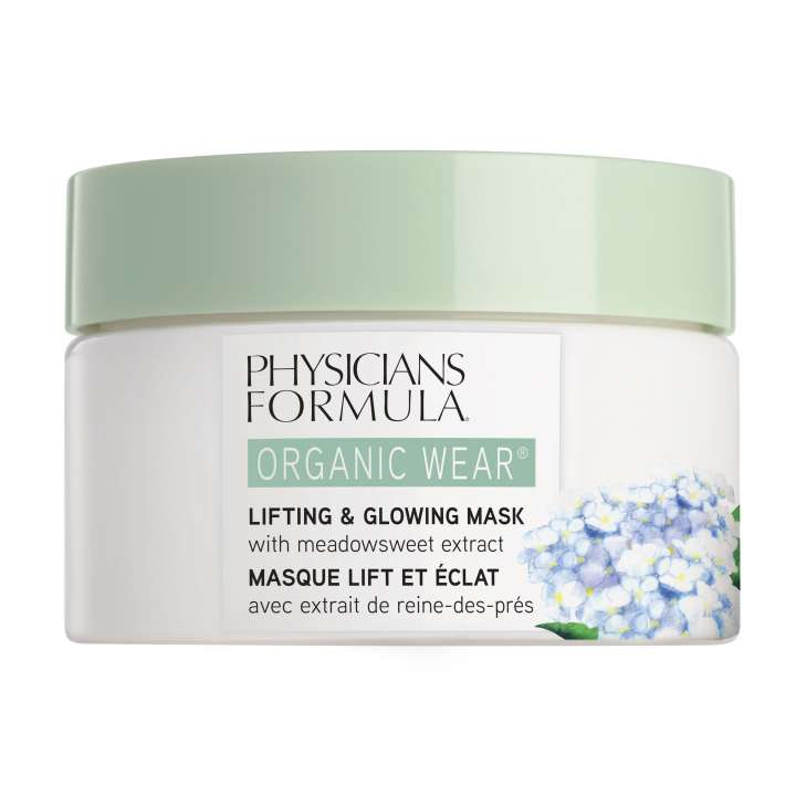 Gesichtsmaske - Organic Wear - Lifting & Glowing Mask