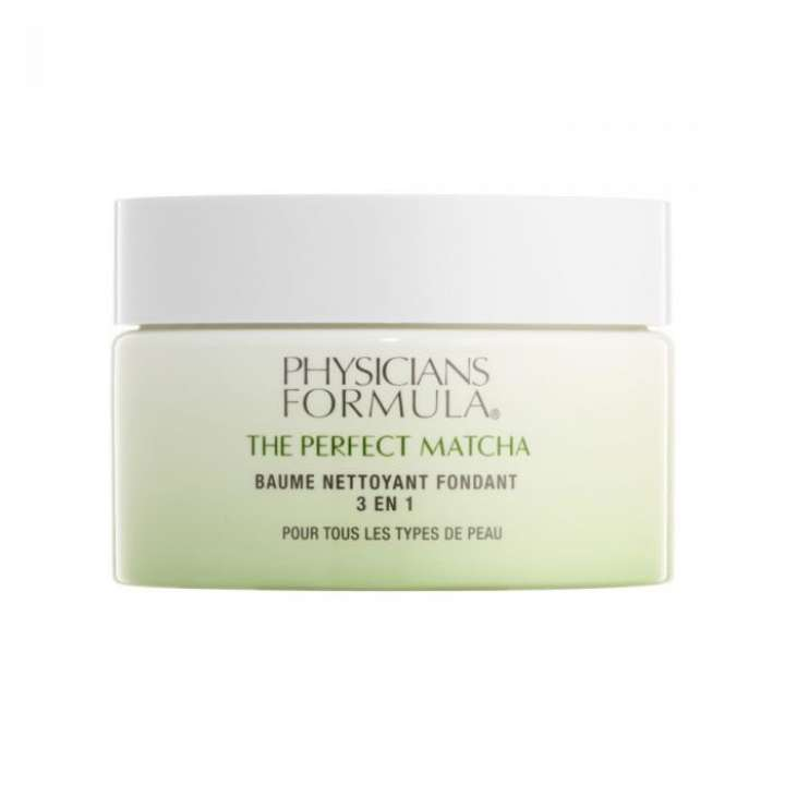 Gesichtsreinigungs-Balm - The Perfect Matcha 3-In-1 Melting Cleansing Balm