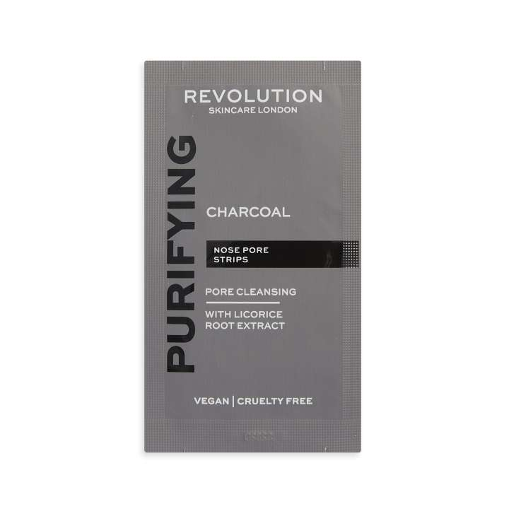 Purifying Charcoal Nose Pore Strips (6 Stück)