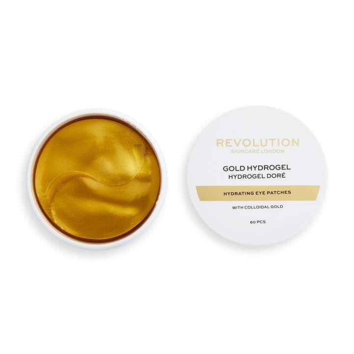 Augen-Patches - Gold Hydrogel - Hydrating Eye Patches (30 Paare)