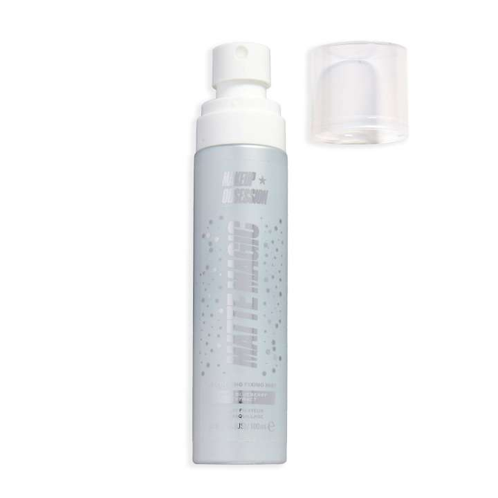 Make-Up Fixierspray - Matte Magic - Mattifying Fixing Mist