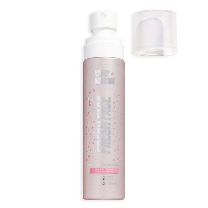 Make-Up Fixierspray - Fresh Face Brightening Fixing Spray
