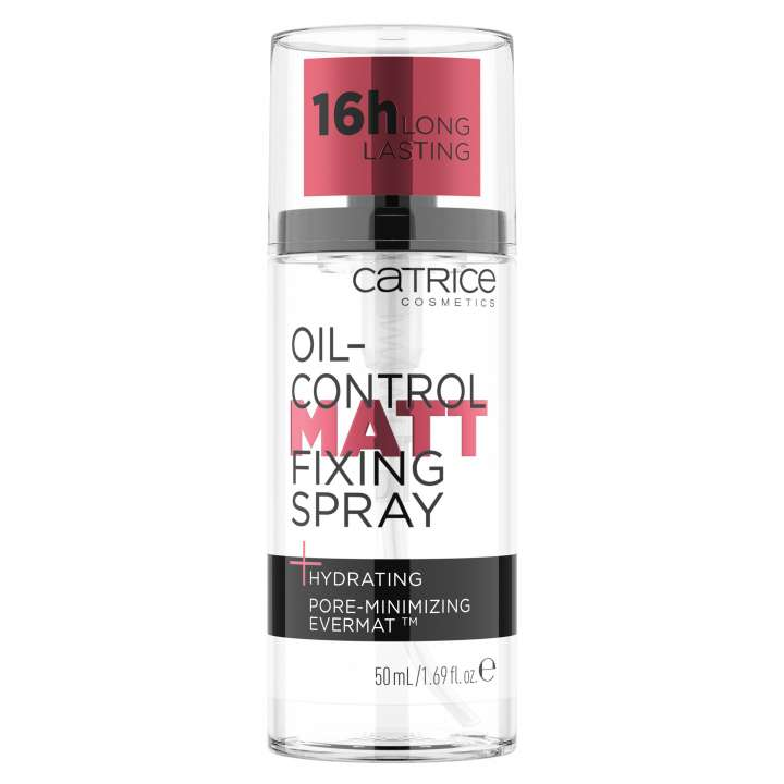 Make-Up Fixierspray - Oil Control Matt Fixing Spray