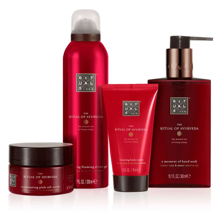 Body Care Set - The Ritual Of Ayurveda