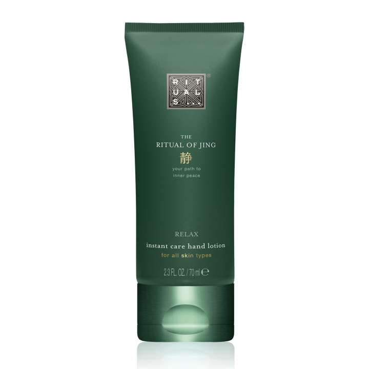 Handcreme - The Ritual Of Jing - Instant Care Hand Lotion