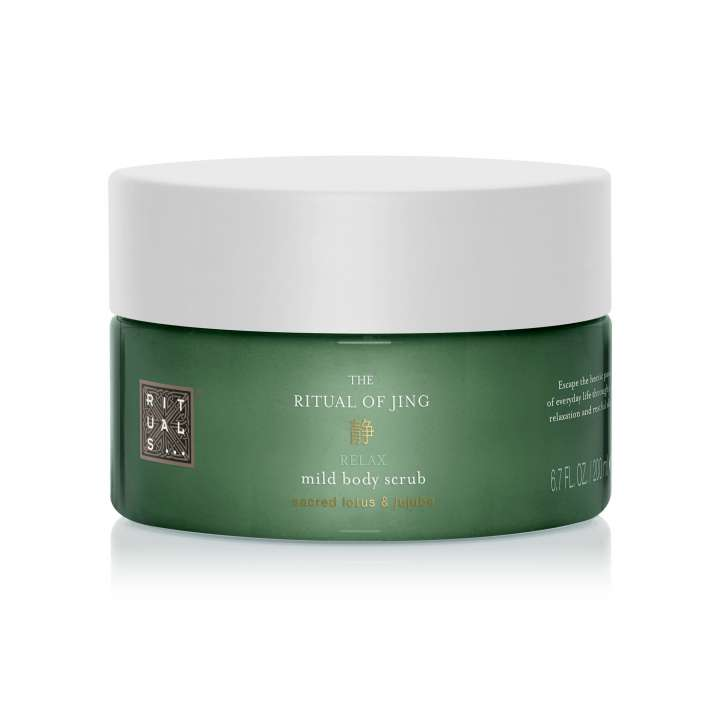 The Ritual Of Jing - Mild Body Scrub