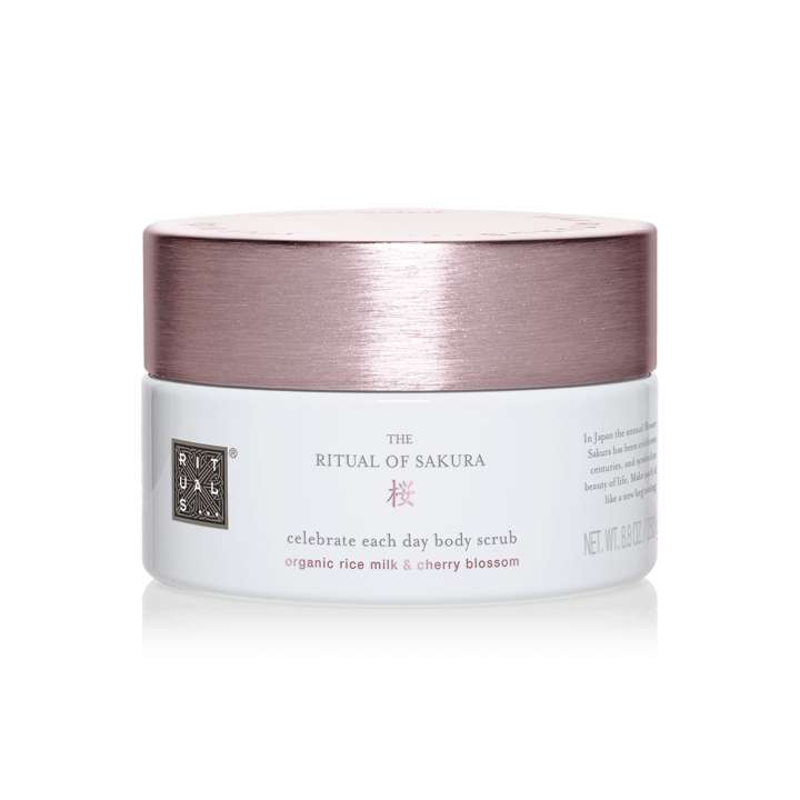 The Ritual Of Sakura - Celebrate Each Day Body Scrub