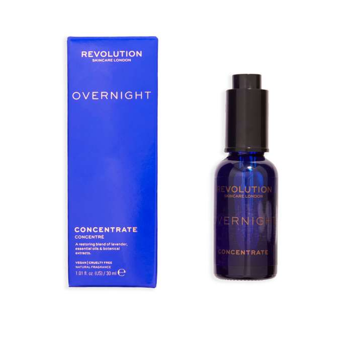 Gesichtsöl - Overnight - Concentrate