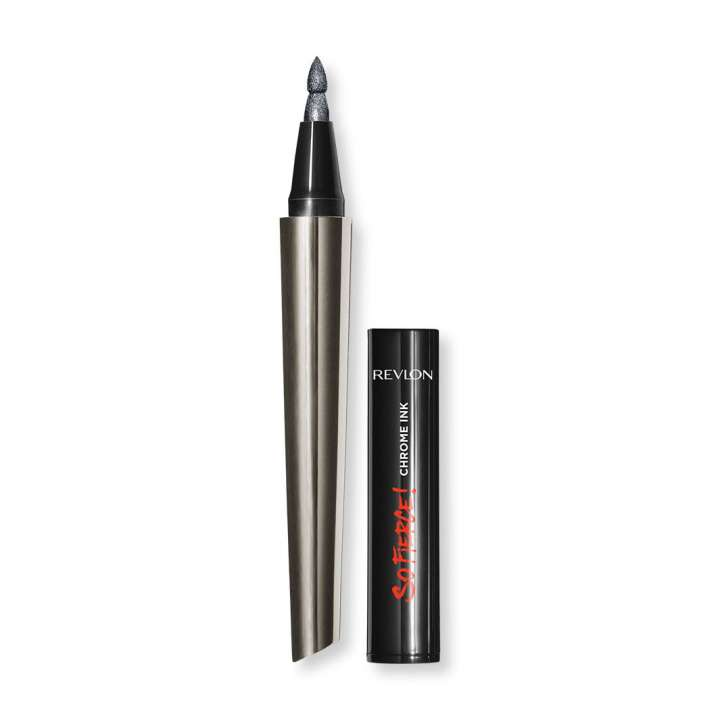 Flüssig-Eyeliner - So Fierce! Chrome Ink Liquid Liner