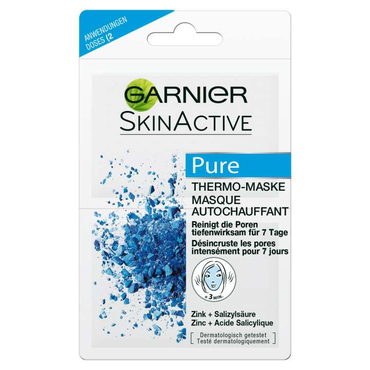 SkinActive - Pure Mask Thermo Effect
