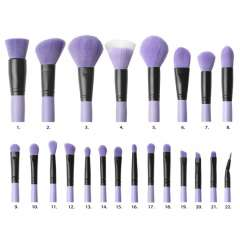 22-Teiliges Pinsel-Set - Brush Affair Vanity Collection In Orchid