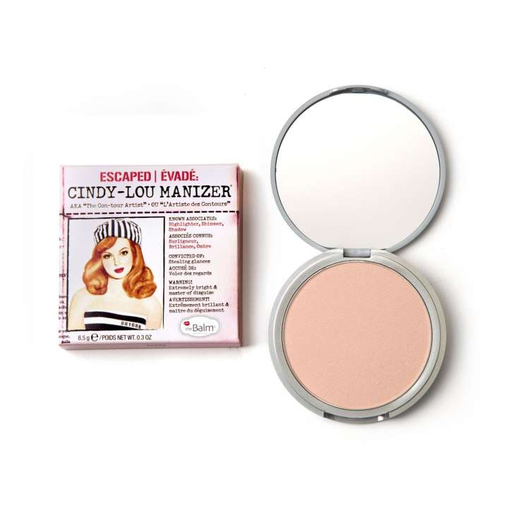 Highlighter & Lidschatten - Cindy-Lou Manizer