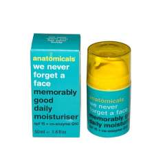 Feuchtigkeitsspendende Gesichtscreme - We Never Forget A Face - Memorably Good Daily Moisturiser
