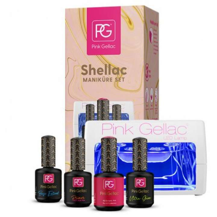 Gel Polish Starter Kit